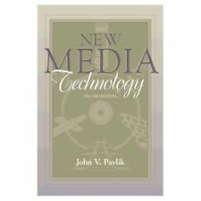 New Media Technology: Cultural and Commercial Perspectives (Part of-ExLibrary
