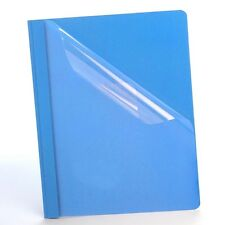 """Esselte Deluxe Clear Front Report Cover - Letter - 8.50"""" X 11"""" - Ring Fastener -"""