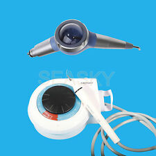 Dental Ultrasonidos Ultrasonic Scaler Fit EMS WOODPECKER + Aeropulidor Air Flow