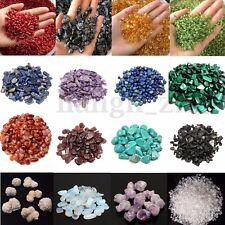 50/100g Pierre Polie Roulée Minéraux Quartz Cristal Roche Lithotherapie 43 Types