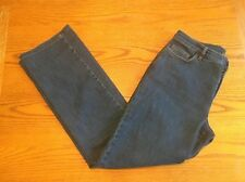 Loro Piana Women's Stretch Blue Jeans Made In Italy Size Eur 46 US 32