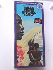 Miles Davis BITCHES BREW cd NEW LONGBOX (long box) 1ST PRESS (Chick Corea)