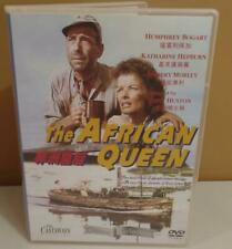 The African Queen (1951) Dvd Humphrey Bogard Katharine Hepurn