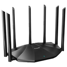 Tenda AC23 Dual Gigabit Router 2100M Wireless Home 5G 1000Mbps WiFi Repeater