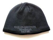 Harley Davidson Sherpa Fleecefutter Strickmütze Cap Mütze Beanie  97796-18VM