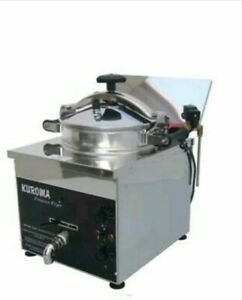 KUROMA Tabletop Southern Fried Chicken Pressure Fryer  2