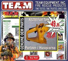 NEW Partner Husqvarna Fuel Tank for Husqvarna K1250 cut off saw.