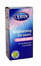 OPTREX EYE BRIGHTENING DROPS FOR DULL EYES - 10ML *