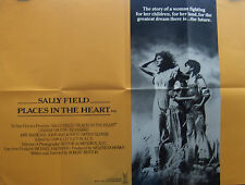 Sally Field PLACES IN THE HEART(1984)  Original movie poster
