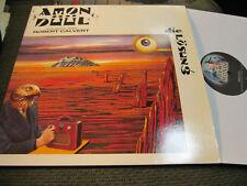 Amon Düül Duul UK Die Lösung '89 LP hawkwind II losung! motorhead prog rare oop