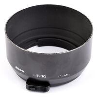 Nikon Sonnenblende HS-10 / HOOD HS-10 Japan ORIGINAL & TOP & SAUBER condition B!