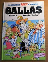 PASTICHE Astérix. GALLAS. Scandale au Ranch des Chewing. Cartonné 2017. 32 pages