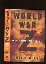 Brooks, Max: World War Z HB/DJ 1st/1st