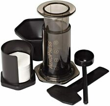 Aeropress Coffee and Espresso Maker - Makes 1-3 Cups of Delicious Coffee Without