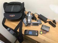 canon zr85 Digital Video Camcorder Multi Media Sd Card And Mini Dv And Player