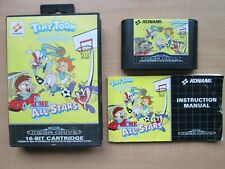SEGA Megadrive - Tiny Toon Adventures - Boxed & Manual INCLUDED