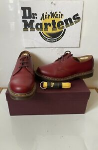 Dr. Martens 1461 Leather Shoes Size UK 9 EU 43 Made In England