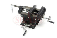 """SHARS 2 WAY 3"""" DRILL PRESS X-Y COMPOUND VISE CROSS SLIDE MILL NEW"""