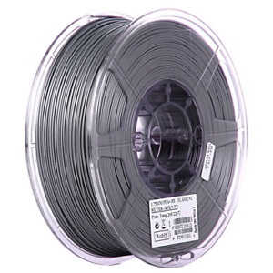 1.75mm Black PLA PRO (PLA+) 3D Printer Filament 1KG Spool (2.2lbs), Black