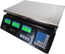 Bilancia Elettronica Professionale Digitale Min. 5 Gr Max. 40 Kg Divisione 5 Gr