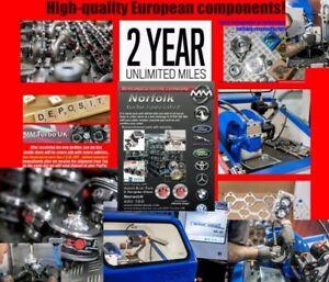 Garrett Turbocharger 765155 for Mercedes, Dodge, Jeep, Chrysler 3.0 CDi .028
