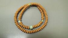 "Tenjiku "" Indian Bodhi "" 108pcs Bracelet Rosary With Dokusan In Japan"
