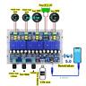 DC12V TPA3116D2 4-channel Bluetooth Digital Power Amplifier Board 50W*2 100W*2