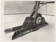 Gloster Javelin FAW4 Undercarriage Wheel Original Photo, AV447
