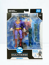 McFarlane Dark Multiverse DC Multiverse Wave 2 Superman Infected Figure In Stock