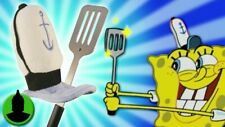 Nickelodeon Spongebob Squarepants Krusty Krab Spatula & Hat LIMITED DEADSTOCK!!!