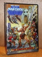 He-Man and the Masters of the Universe: The Complete Series (DVD, 2009, 4-Disc)