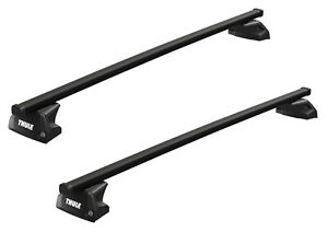 Thule Roof Luggage Rack Evo 7106 7123 6007 Steel For BMW X1 X3 X4 X6 2010