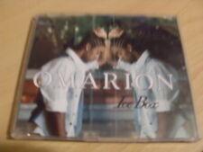 OMARION - ICE BOX 2 TRACK CD SINGLE