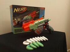 Nerf Vortex Proton Hasbro, 12 disques (8 phosphorescents) + boite complète