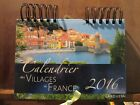 Calendrier des villages de France 2016/ Larousse