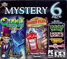 MYSTERY 6 PACK: 6 GAMES