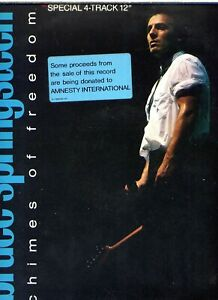 BRUCE SPRINGSTEEN -  Chimes of freedom - 12'' (maxi 45 t.) -