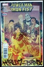 POWER MAN and IRON FIST #12 (2017 MARVEL Comics) NM Comic Book
