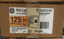 GE, TPL412C, NEW MATERIAL