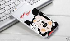 Mickey Mouse Glossy Mobile Phone Fitted Cases/Skins