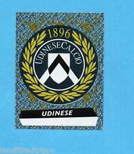 PANINI CALCIATORI 2000/2001- Figurina n.361- UDINESE - SCUDETTO/BADGE -NEW