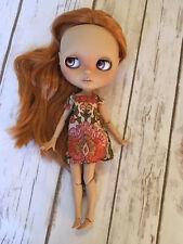Custom Blythe Doll, OOAK Blythe Doll (Z)