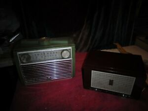 For Repair Vintage RCA Victor Tube Radio AND PHILCO C5584