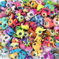 Random Lot5pcs Littlest Pet Shop Hasbro LPS mini Animals Figure Kids Toys Gift