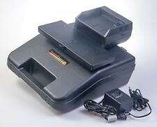 TurboGrafx-CD Dock + AC Adapter + Carrying Case - Working Save - No Drive