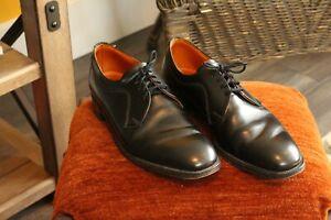 Ambassador Plain Toe Blucher Size 8 Oxford Made in England