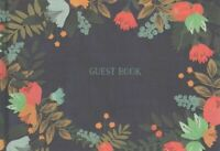 Guest Book Modern Floral Edition by Mia Charro 9781631063831 | Brand New