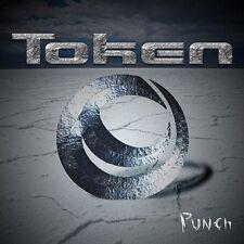 TOKEN - Punch - CD - Neu - Hard Rock