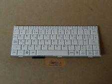 Asus Eee PC 4G, 701, 900, 901 Laptop White UK Keyboard. Model: MP-07C63GB-5281