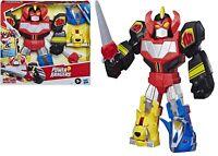 Power Rangers Playskool Heroes Megazord 12 Inch Action Figure Mega Mighty Robot